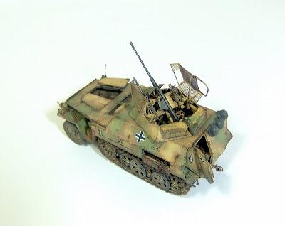 gulumik military models sdkfz 250 9 neu 1 35 dragon. Black Bedroom Furniture Sets. Home Design Ideas