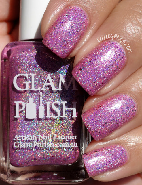 Glam Polish It's A Secret
