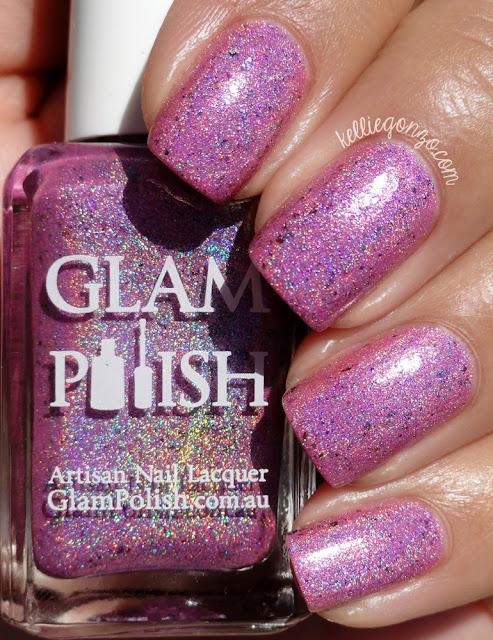 Glam Polish It's A Secret
