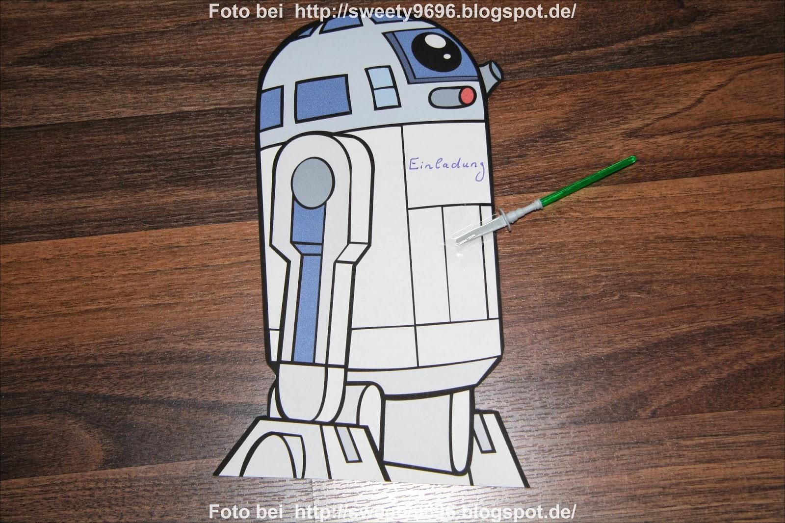 Einladungskarten Kindergeburtstag Star Wars U2013 Kathyprice, Einladungsentwurf