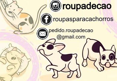 WWW.ROUPADECAO.COM