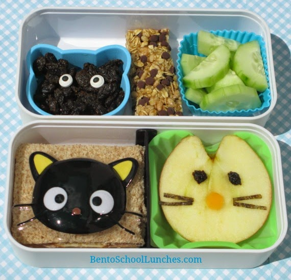 Chococat bento lunch, Monbento original