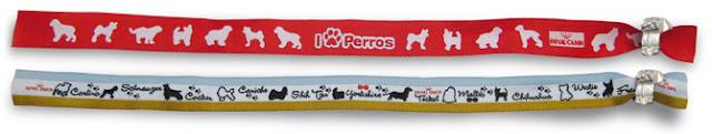 Pulsera canina gratis