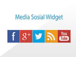 Cara Membuat Widget Jejaring Sosial Melayang Di Blog