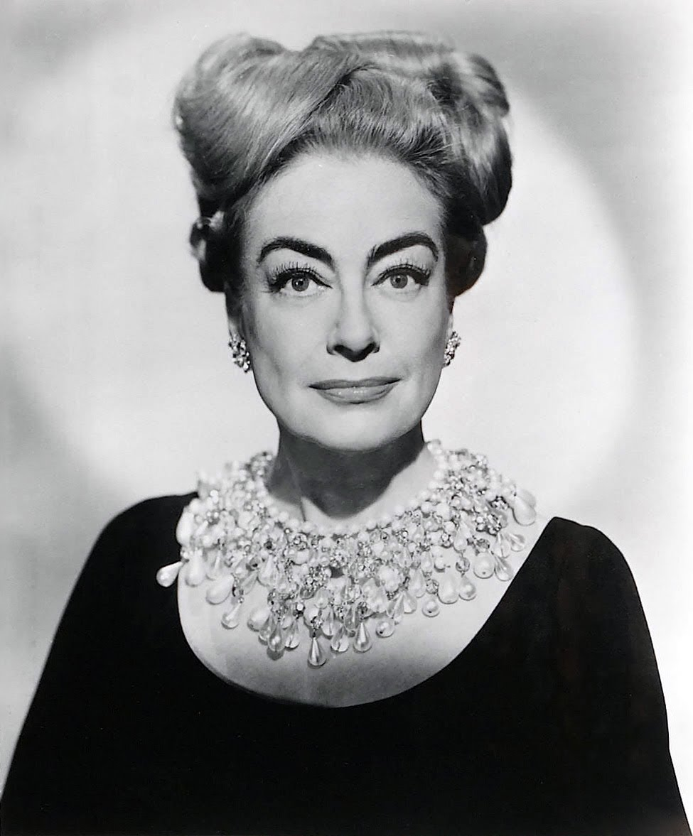 Regulus star notes the joan crawford youtube mommie for The crawford