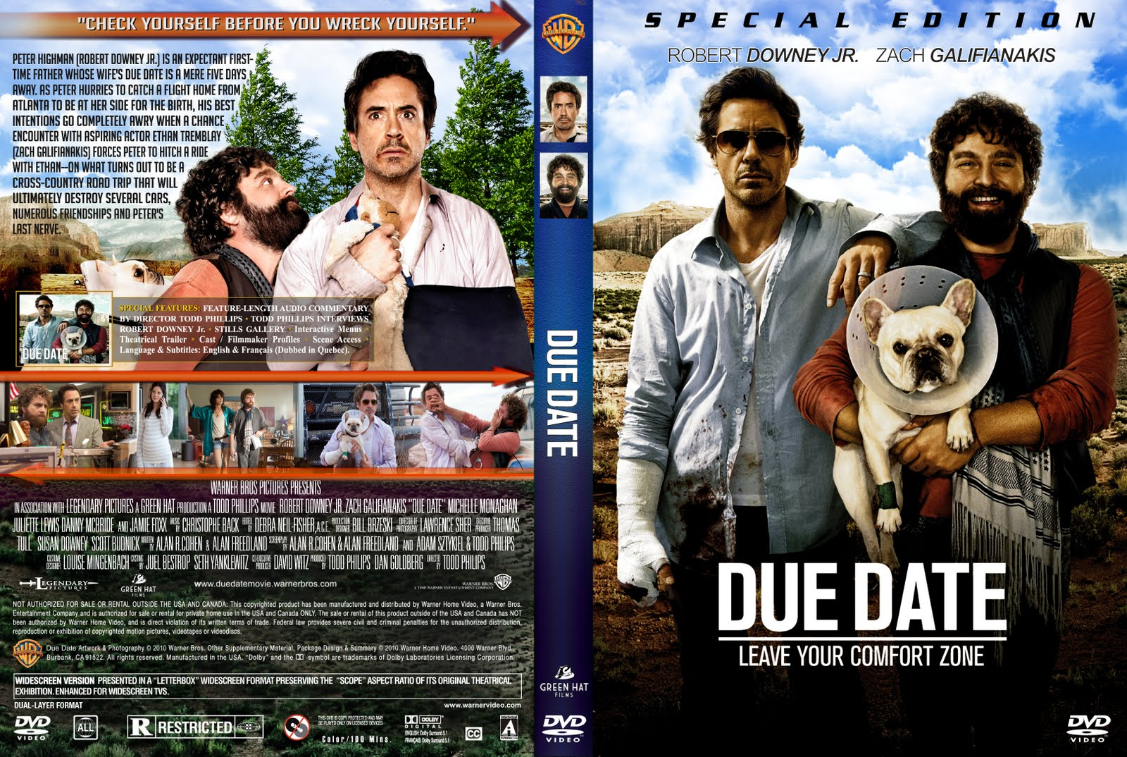 free date due date movie