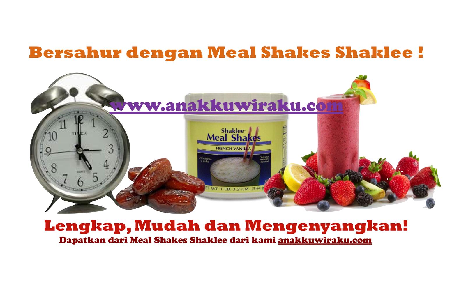 Miri Meal Shakes Shaklee