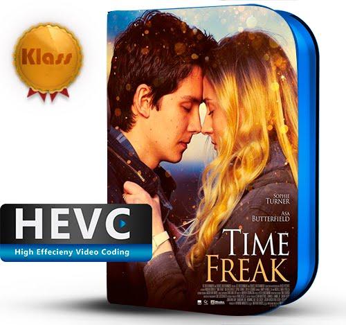Time Freak (2018) 1080p BDRip HEVC-10Bits Dual Audio Latino-Inglés [Subt.Esp] ( Fantástico. Romance)