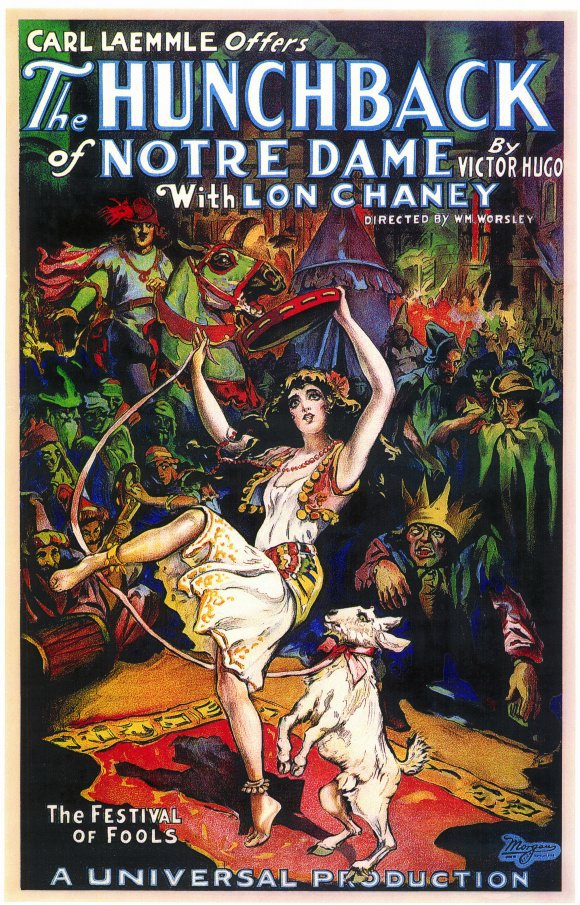 an analysis of the topic of the hunchback of notre dame A summary of analysis in victor hugo's hunchback of notre dame  the novel  is primarily concerned with the theme of revolution and social strife hugo was.