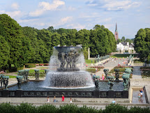 Matrix Of World Travel Frogner Park Oslo Sexuality