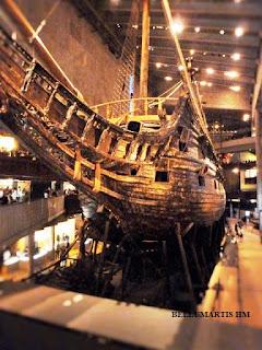 EL VASA , el único barco superviviente del sºXVII BELLUMARTIS HISTORIA MILITAR