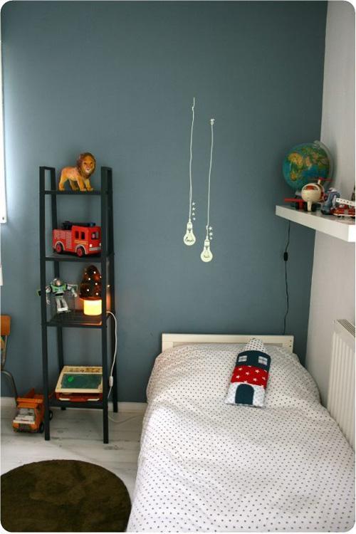 Lalole blog el gris en habitaciones infantiles - Habitaciones color gris ...