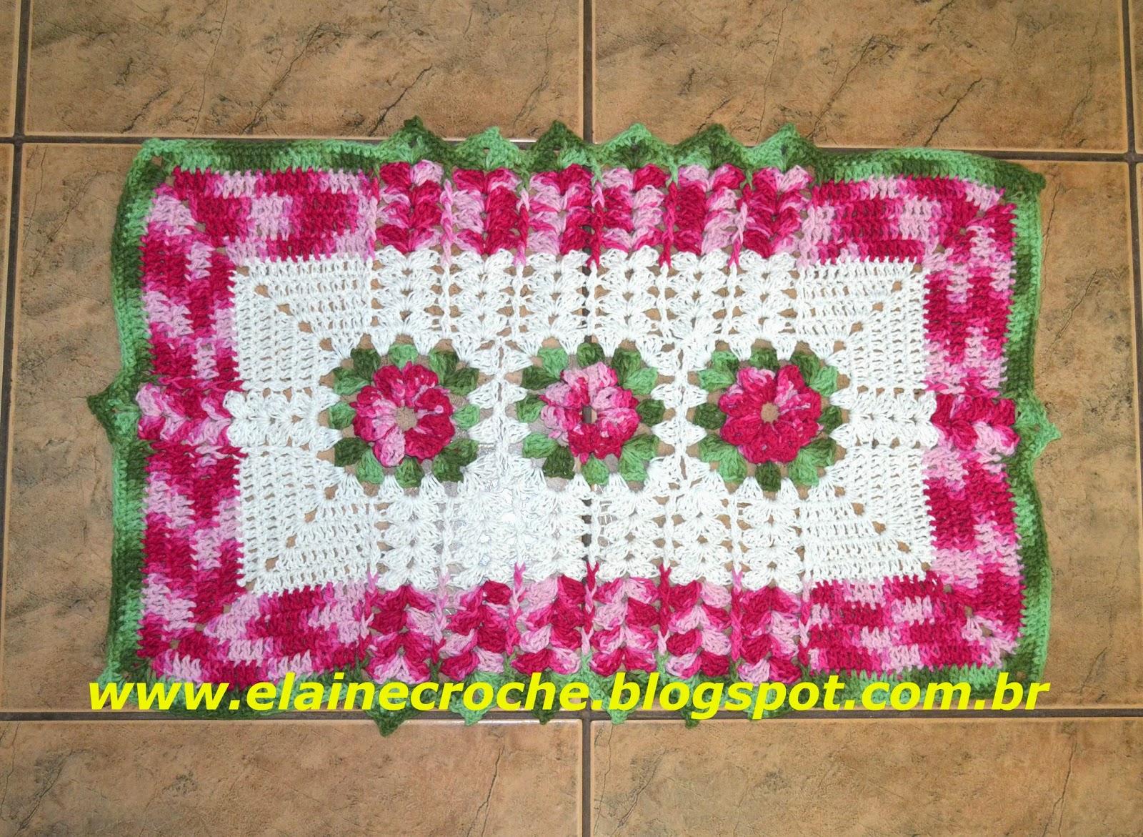 Jogos De Namorar No Quarto Trancado ~ Na aulinha de hoje vamos fazer o Tapete Encanto em Croch? usando