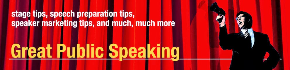 Great Public Speaking