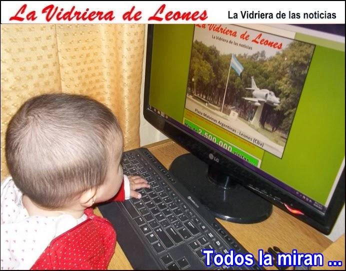 LA VIDRIERA DE LEONES