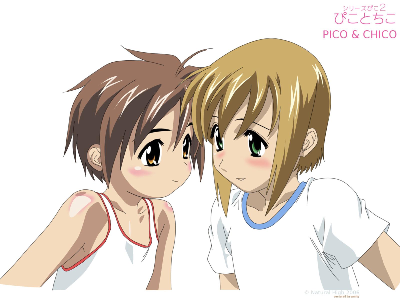 Смотреть онлайн boku no pico 2 фотография