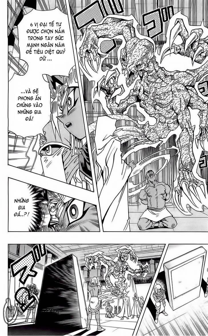 YuGi Oh – Vua Trò Chơi chap 283 Trang 14
