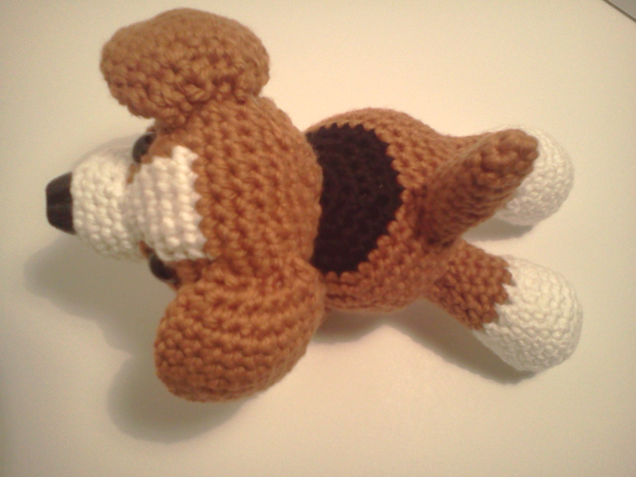 Serendipity Creative: Lily Baby Beagle AmiPal Amigurumi ...