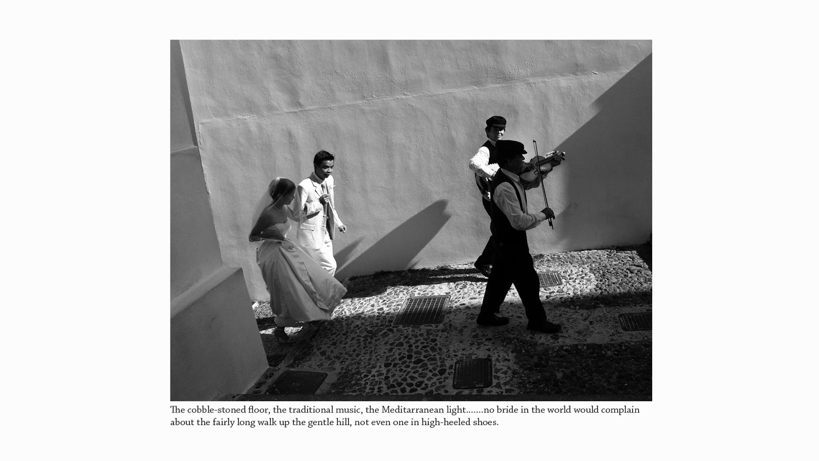 wedding photography singapore santorini musicians