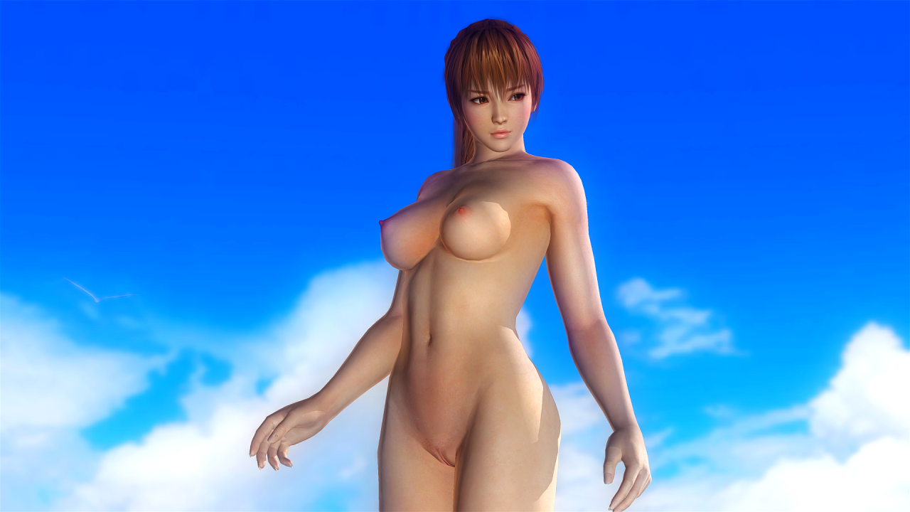 Nude patches for dead or alive xtreme anime movie