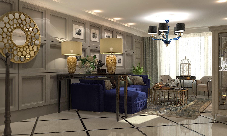 Darya girina interior design march 2015 - Darya Girina Interior Design Interiors At Private House Of House Complex Pushkino