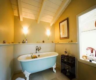 Beadboard Bathroom Ideas Bathroom Showers