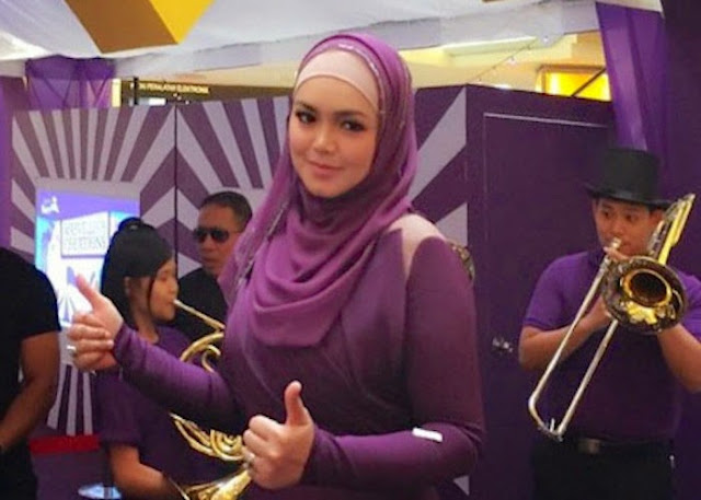 Siti Nurhaliza Luah Rasa Hati Isu Tabung Haji di Laman Sosial