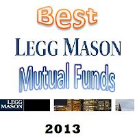 Best Legg Mason Mutual Funds 2013