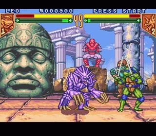 Mundo Retrogaming Teenage Mutant Ninja Turtles Tournament