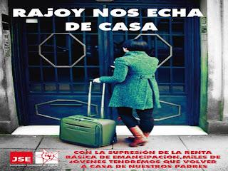 RBE , Rajoy nos echa de casa