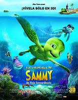 Las aventuras de Sammy 2 (2012) online y gratis
