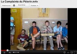 La Complainte du Pèlerin (Francés)