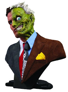 Two-Face (DC Comics) Character Review - Bust Product