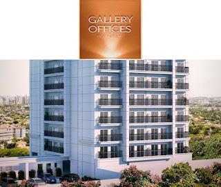 Gallery Offices sala comercial Vila Mariana