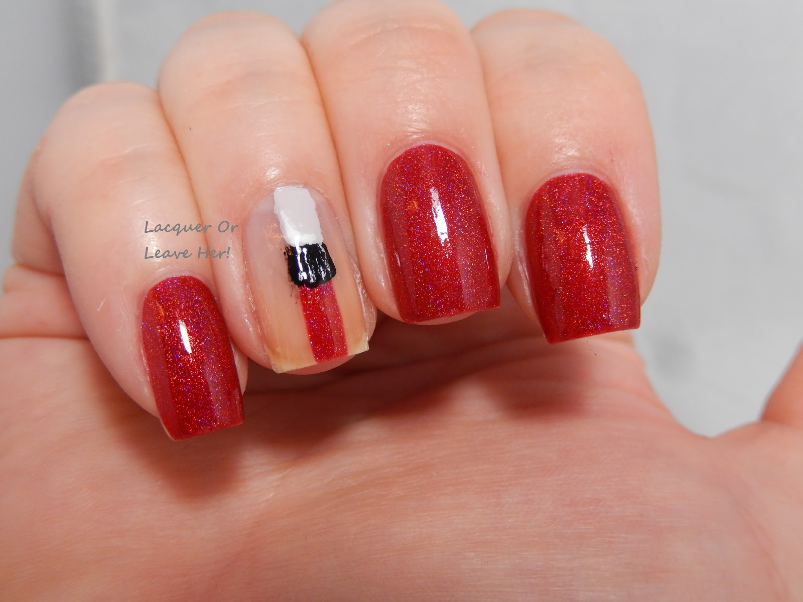 Lacquer Or Leave Her Notd Painting My Nails
