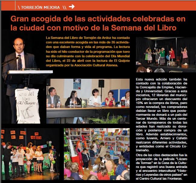 Eventos en libreria infantil iuvenis multimedia semana del libro en torrejon de ardoz 2012 - Libreria torrejon de ardoz ...