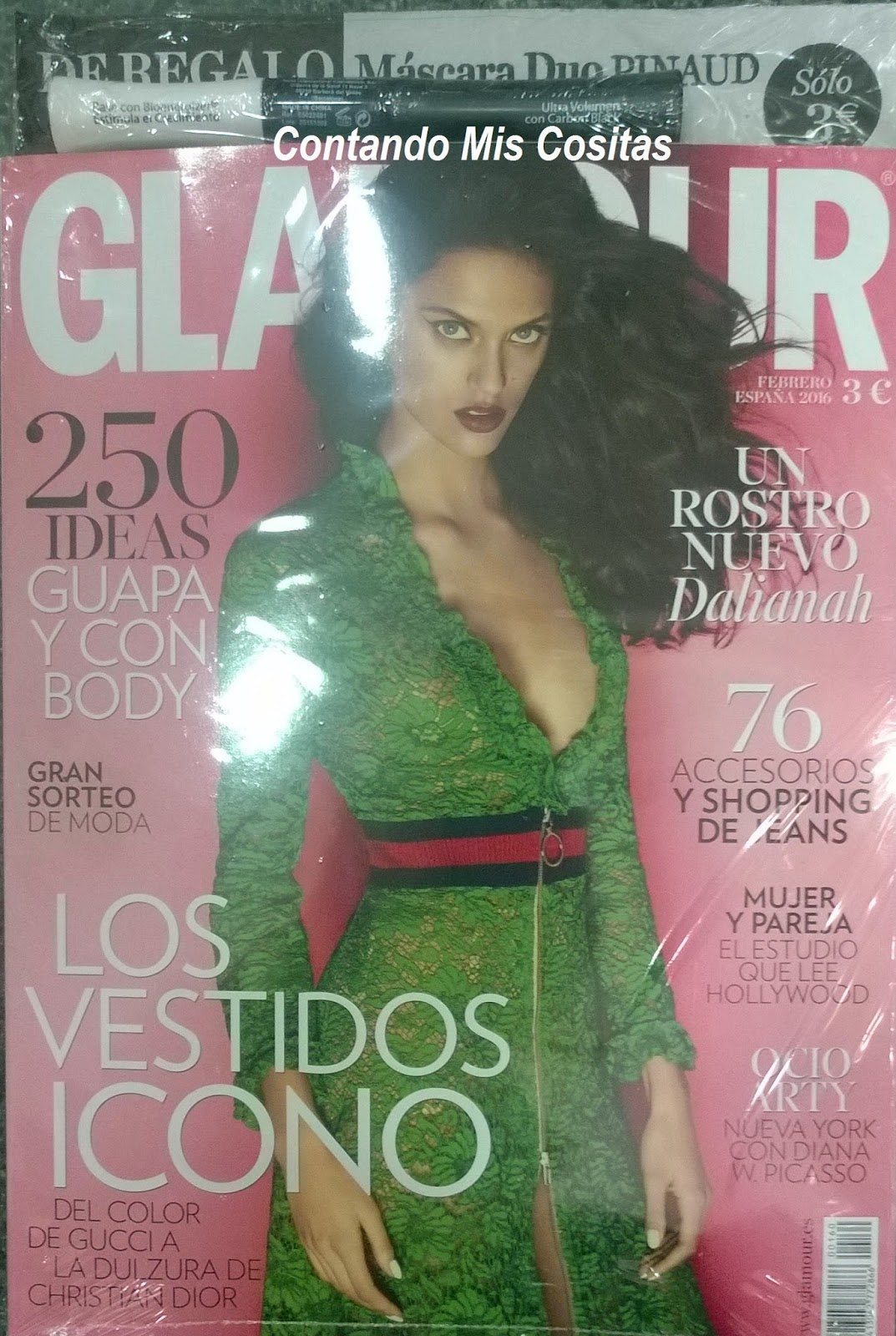 Lujo Glamour Tendencias De Uñas Revista Foto - Ideas Para Esmaltes ...