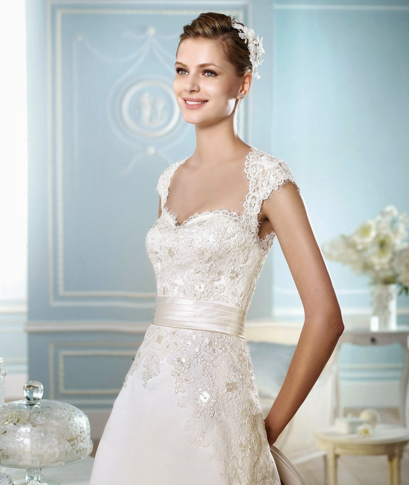 San Patrick 2014 Spring Bridal Collection