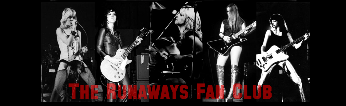 The Runaways Fan Club