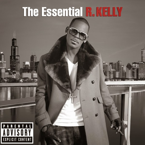 R. Kelly - The Essential R. Kelly  Cover