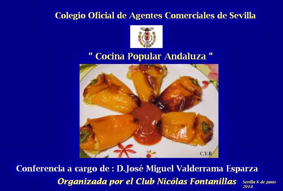 historia de la cocina andaluza: