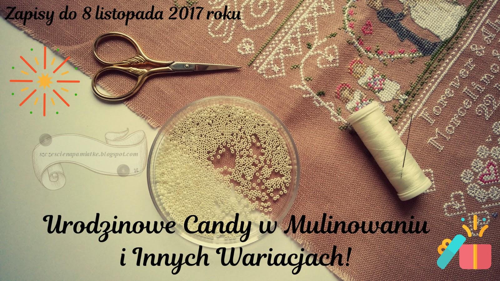 Mulinowanie i inne wariactwa zaprasza na candy