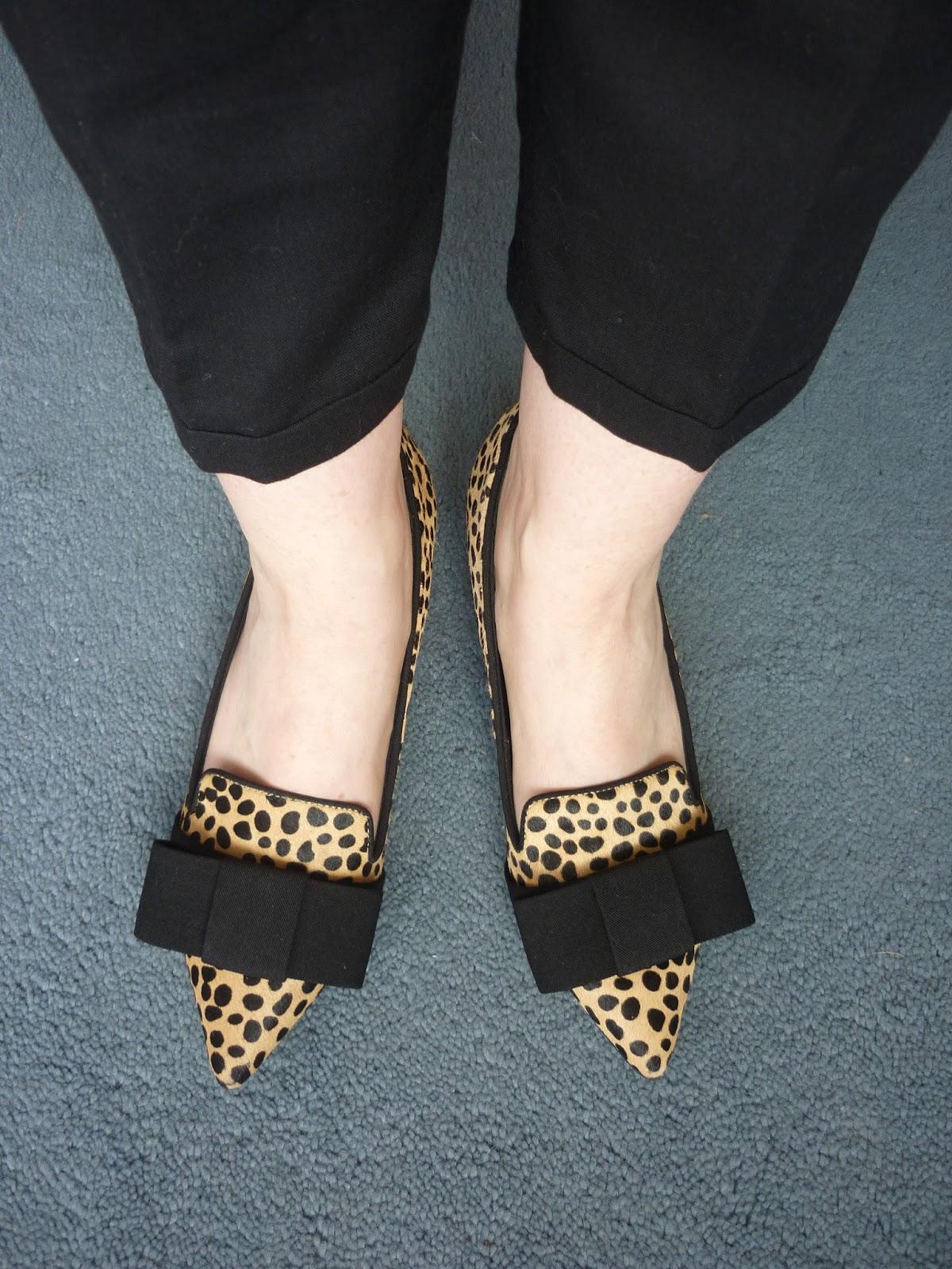 Judy Bow Shoes, Topshop | Petite Silver Vixen