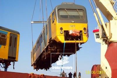 Un tren, Posadas - Encarnación. Algunos interrogantes