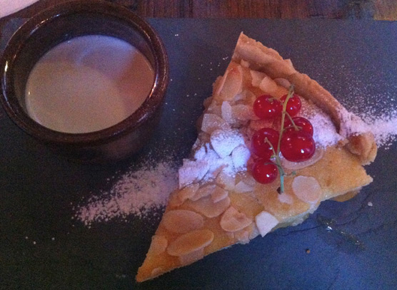 Lucy's of Ambleside Up the Duff Pudding Club - Lancashire Lemon Tart