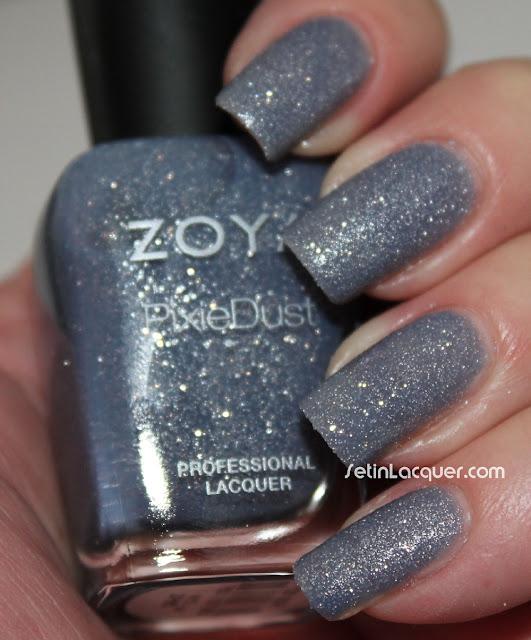 Zoya Pixie Dust Nyx