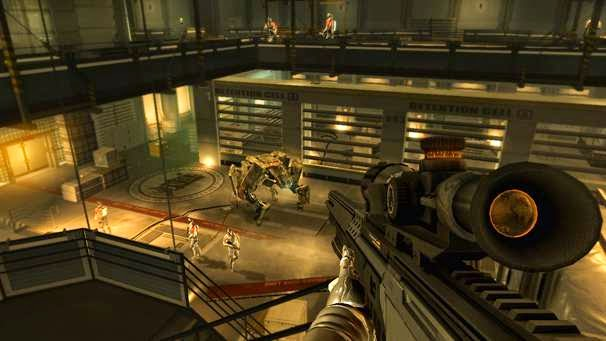 Deus Ex Human Revolution gameplay full