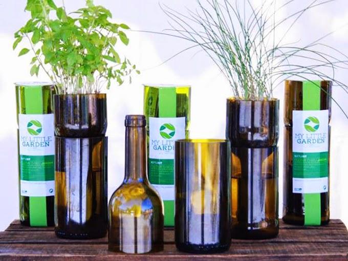 Jardinera Reciclada