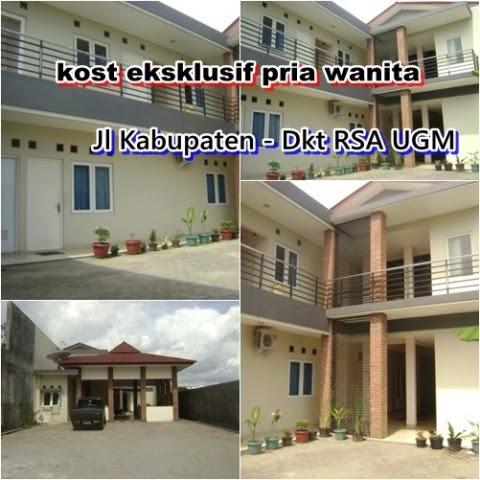 Kost Jalan Kabupaten