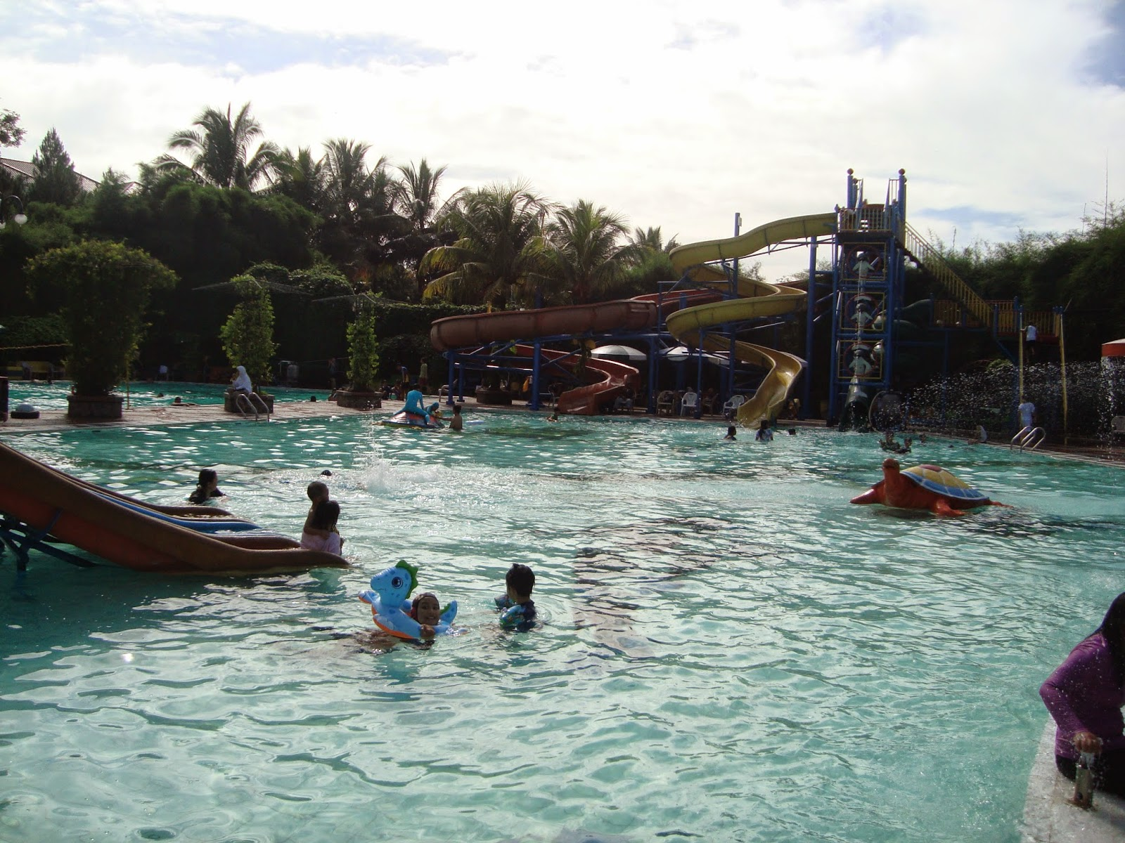 Taman Yasmin Sport Centre Bogor Lily Kurniaini